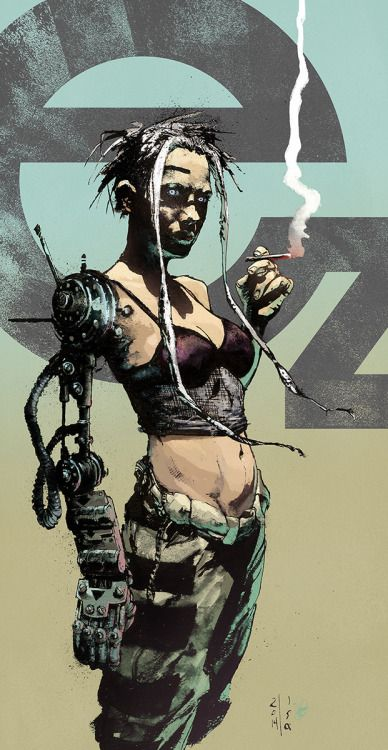 857556d89a82c72e491e62dd24432165--cyberpunk-art-cyberpunk-character.jpg - Cyberpunk 2077