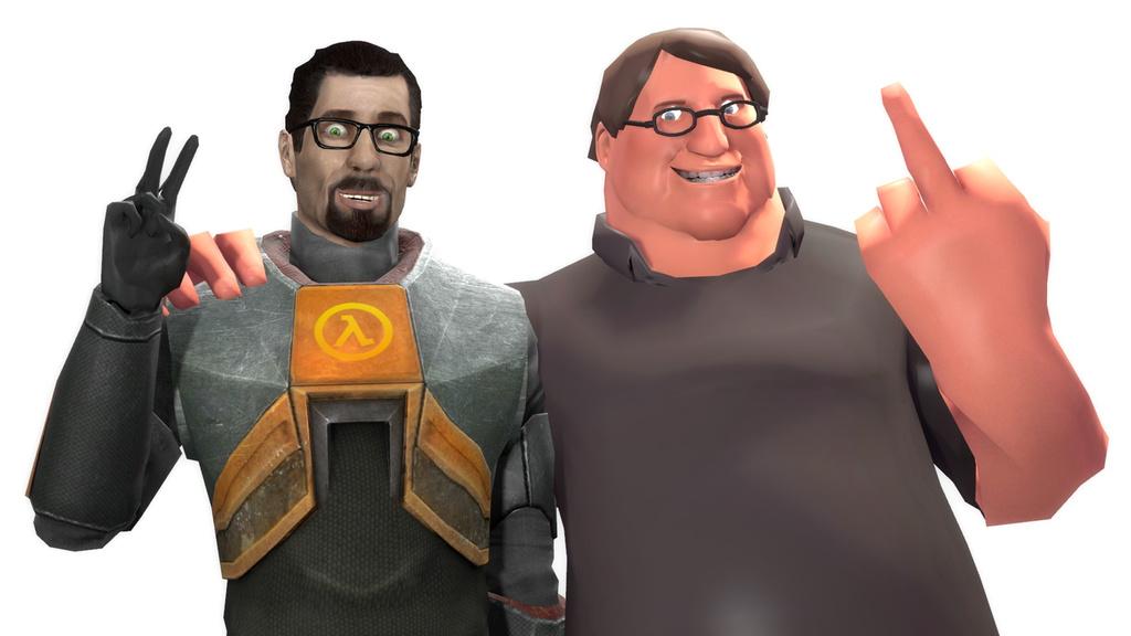 Half life 3 и Габен - Half-Life 2