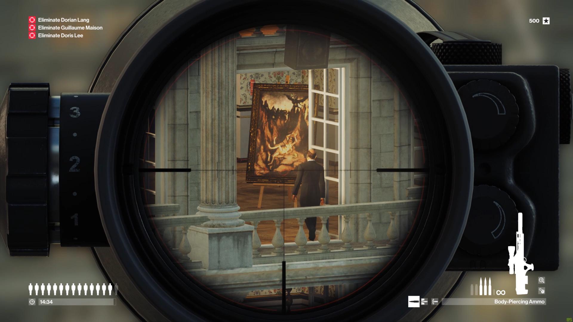 Снайпер - Hitman 2