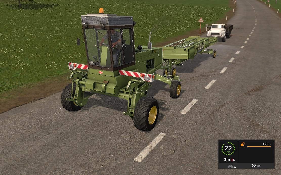 Fortschritt E-303 в игре Farming Simulator 17 - Farming Simulator 17