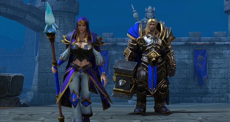 бб.jpg - Warcraft 3: Reforged