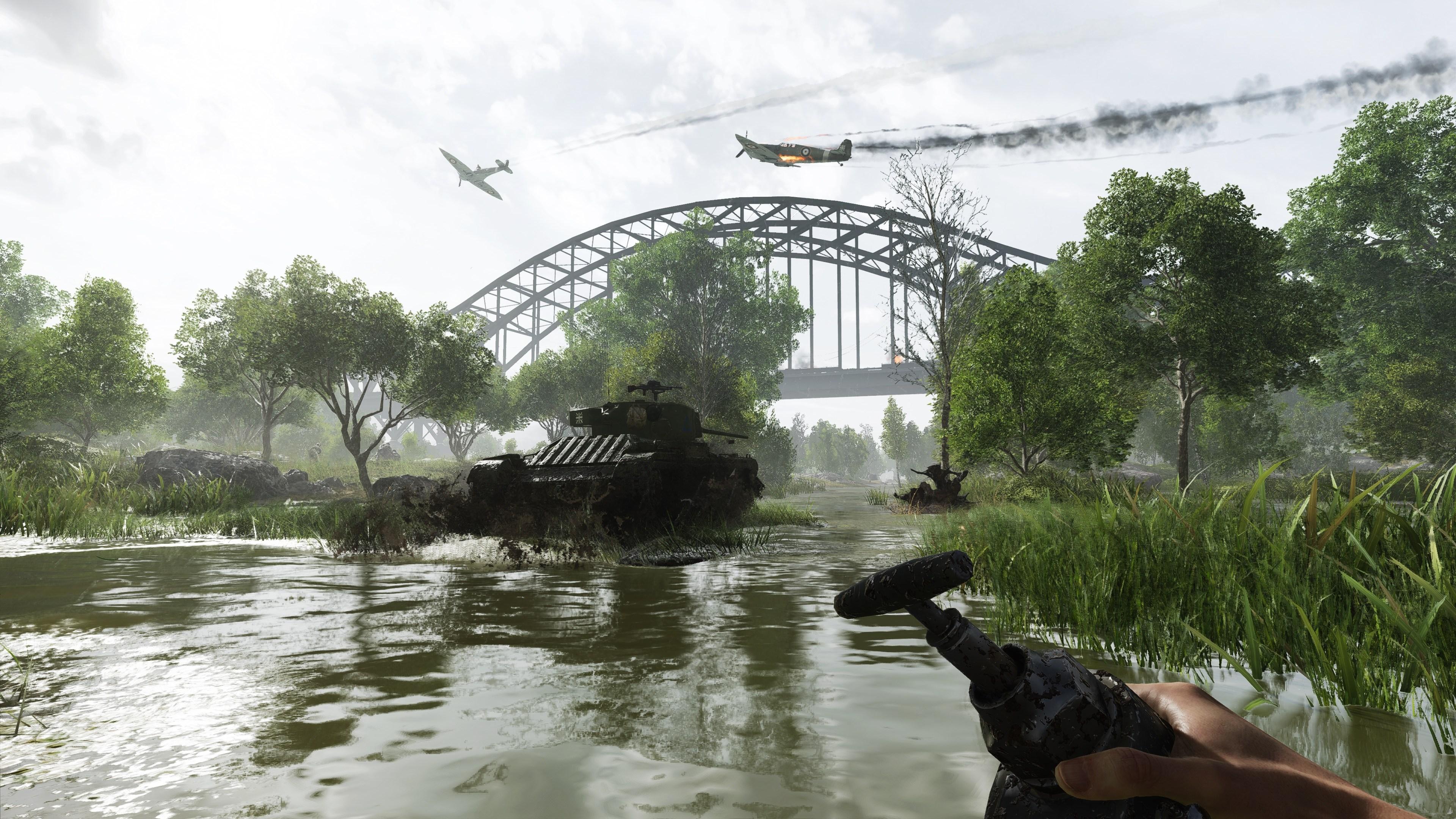 Мультиплеер - Battlefield V 4K