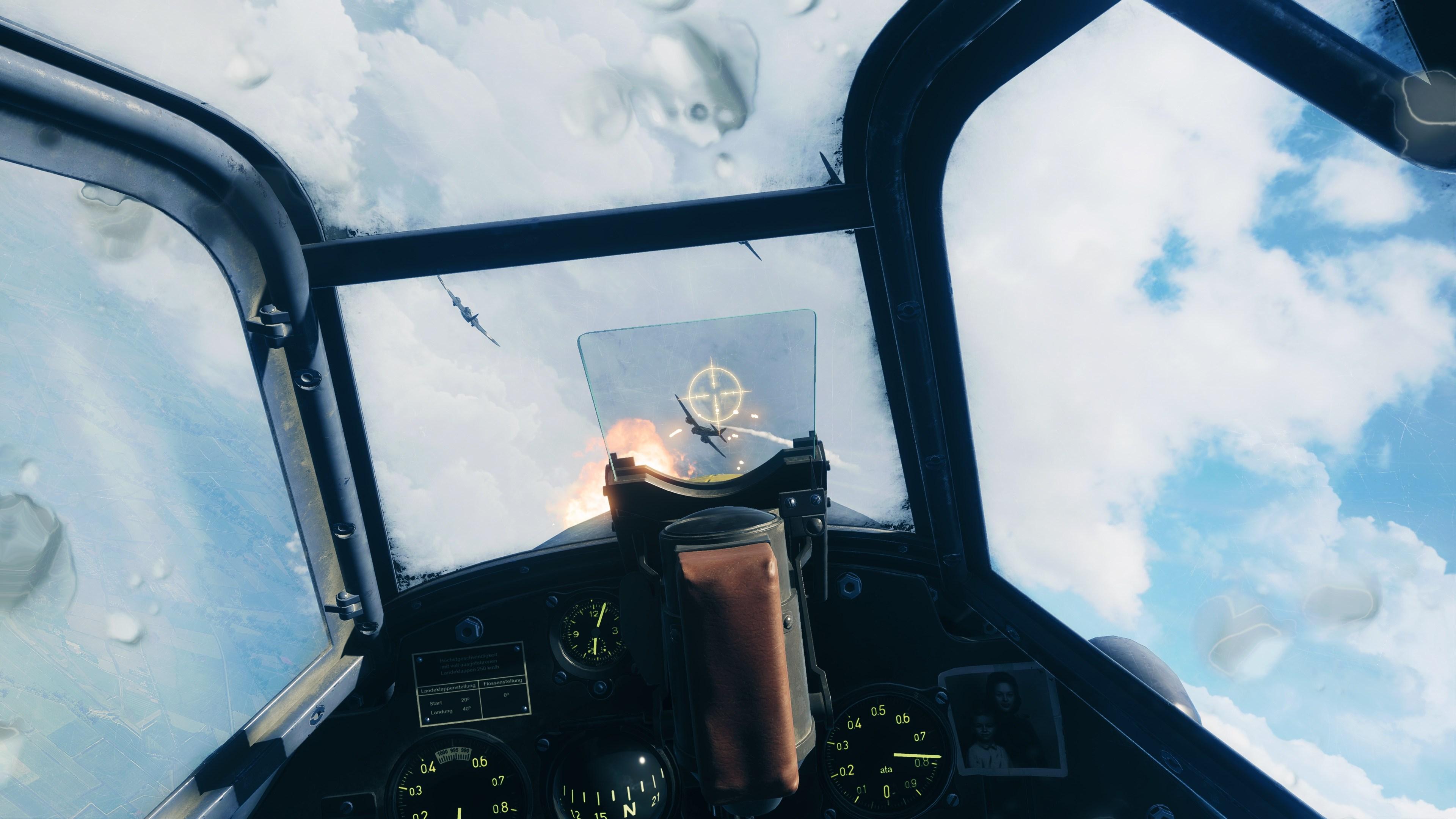 Синглплеер - Battlefield V 4K