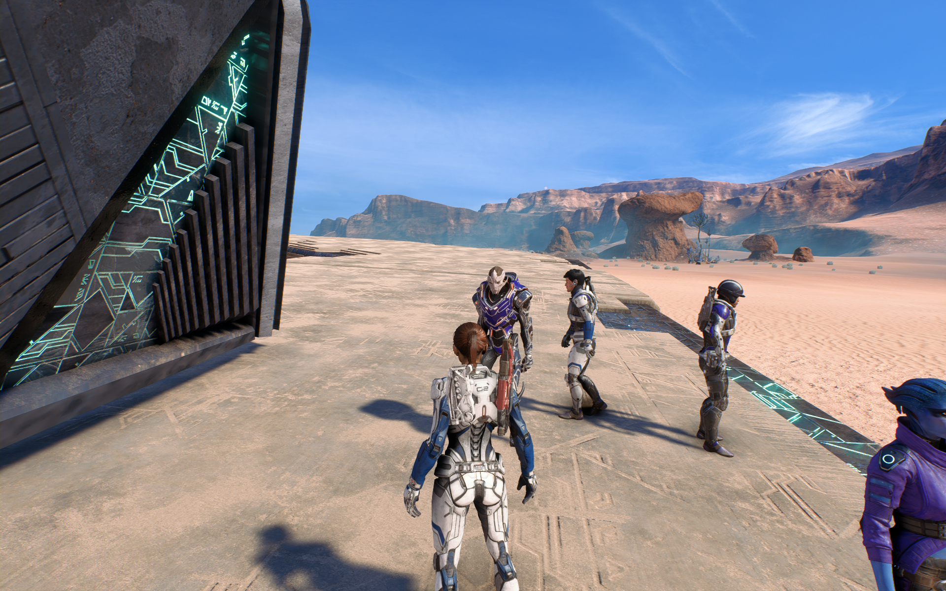 Mass Effect Andromeda Screenshot  - 04.02.06.88.png - Mass Effect: Andromeda