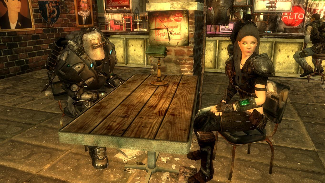 Калифорния-Вегас.Джерри и Аннай Ораны.Кто Вы? - Fallout: New Vegas