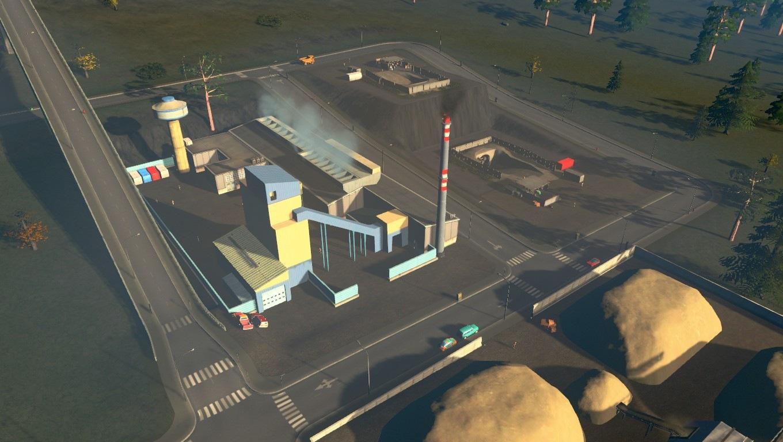Industries - Cities: Skylines DLC