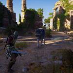 Assassin's Creed: Odyssey Мой первый бой