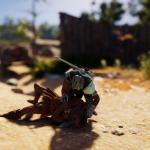Assassin's Creed: Odyssey Проткнул ему голову :)