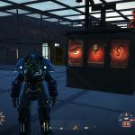 Fallout 4 Пылающая квантовая броня Х-01