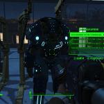 Fallout 4 Пылающая квантовая броня Х-01...1