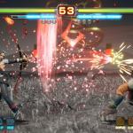 Fighting EX Layer Сражение