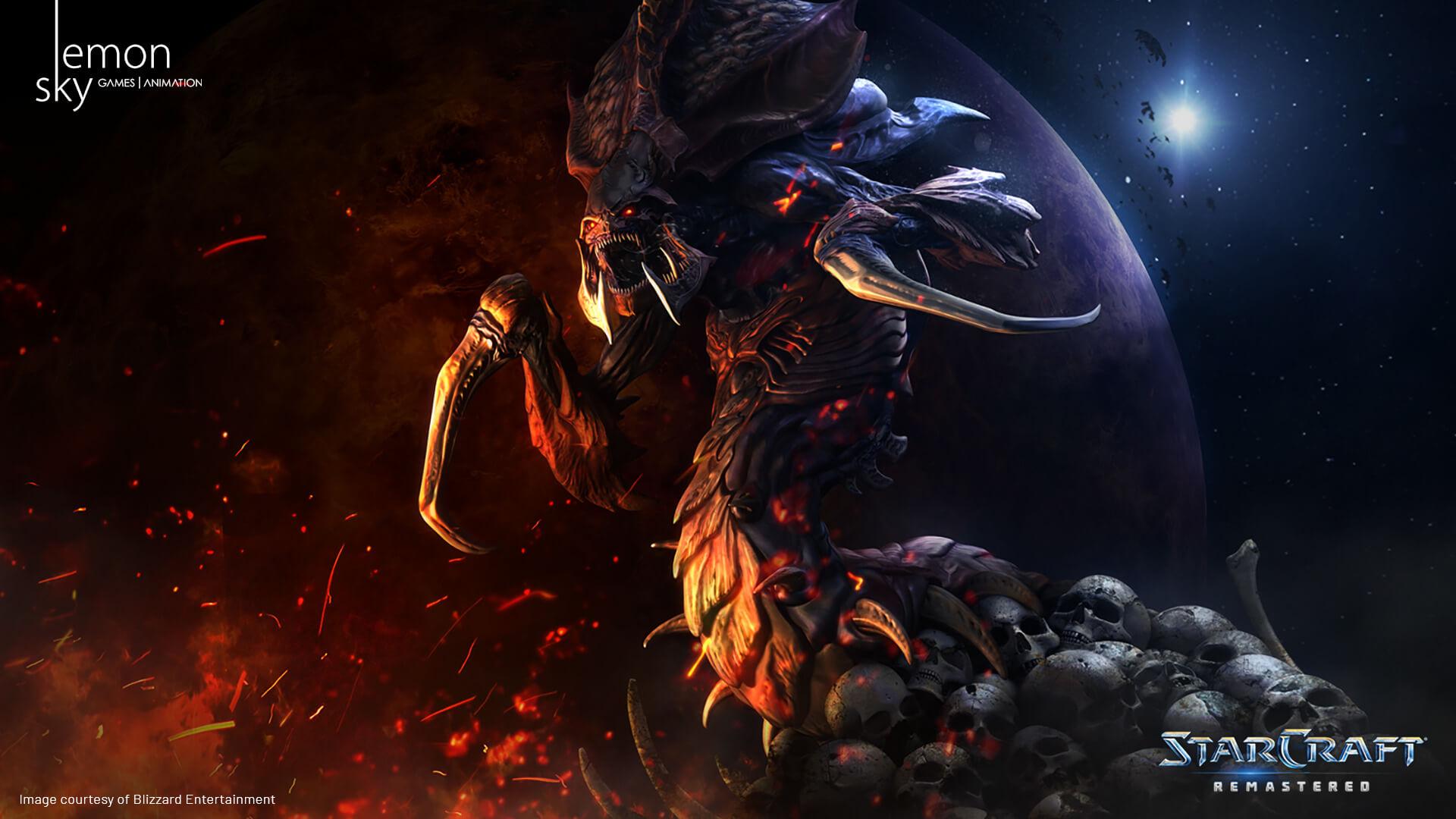 StarCraft Remastered 03 - StarCraft Обои