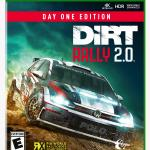 DiRT Rally 2.0 DVD-Box (Xbox One)