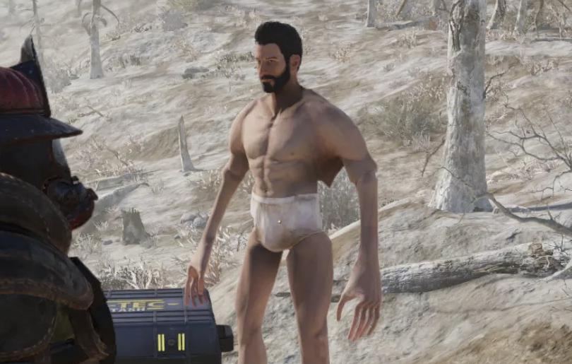 Силовая броня. Почувствую её силу. - Fallout 76