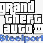 Grand Theft Auto 3 Логотип.