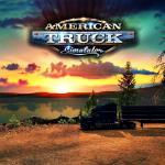 American Truck Simulator Volvo VNL 780
