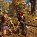 Assassin's Creed: Odyssey Против спарты