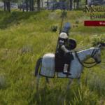 Mount & Blade 2: Bannerlord Анимация падения с лошади