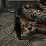 Elder Scrolls 5: Skyrim Принёс жертвы Талосу :)