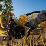 Assassin's Creed: Odyssey Сражаюсь за Спарту)