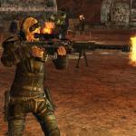 Fallout: New Vegas Оружие из Японии.Выстрел.