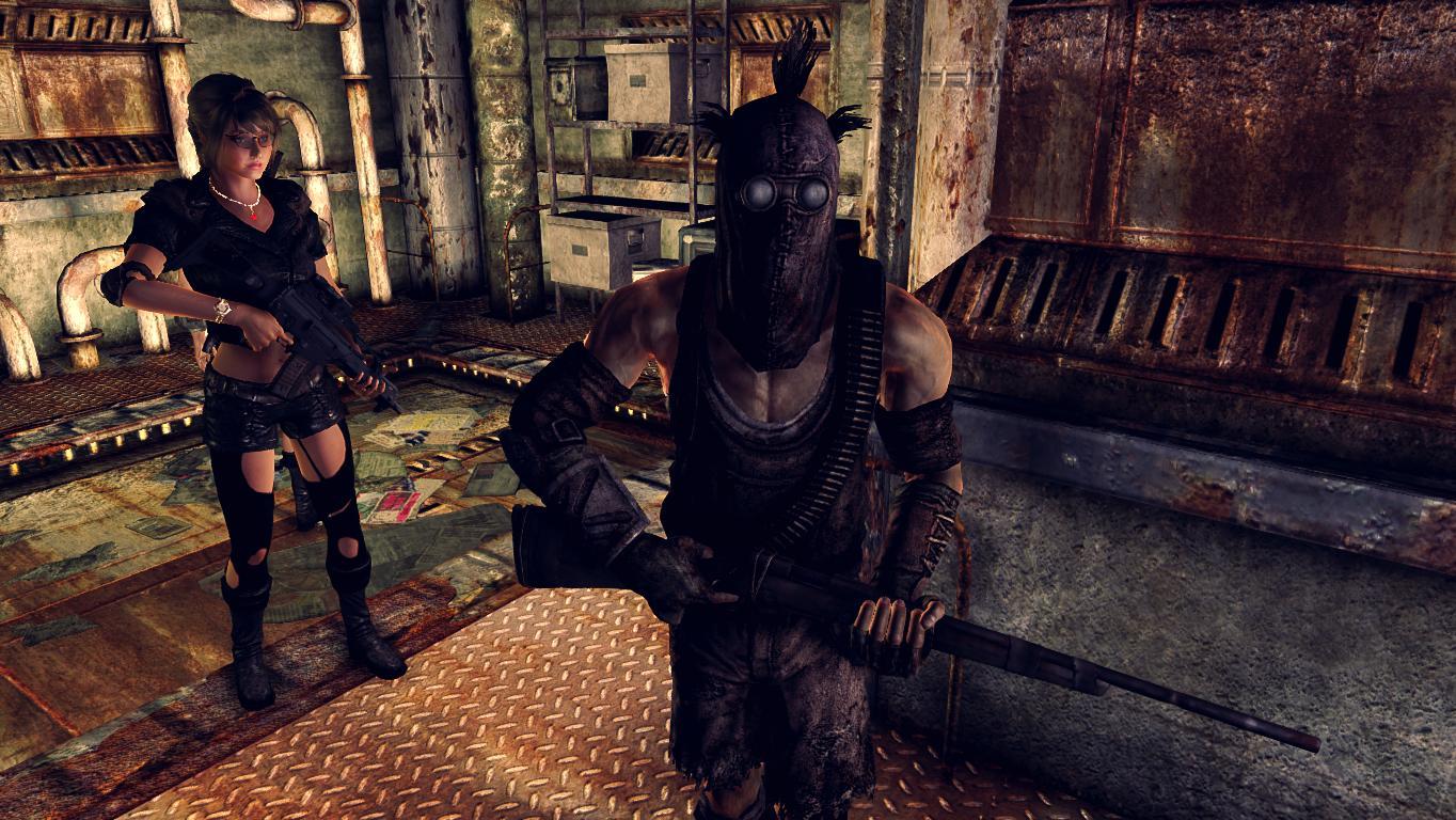 Грейдич.Болт. - Fallout 3