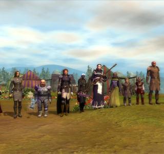 Галерея игры Neverwinter Nights 2