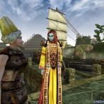 Elder Scrolls 3: Morrowind Привет, смешной босмер