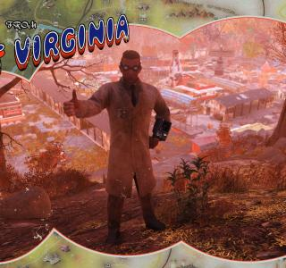 Галерея игры Fallout 76