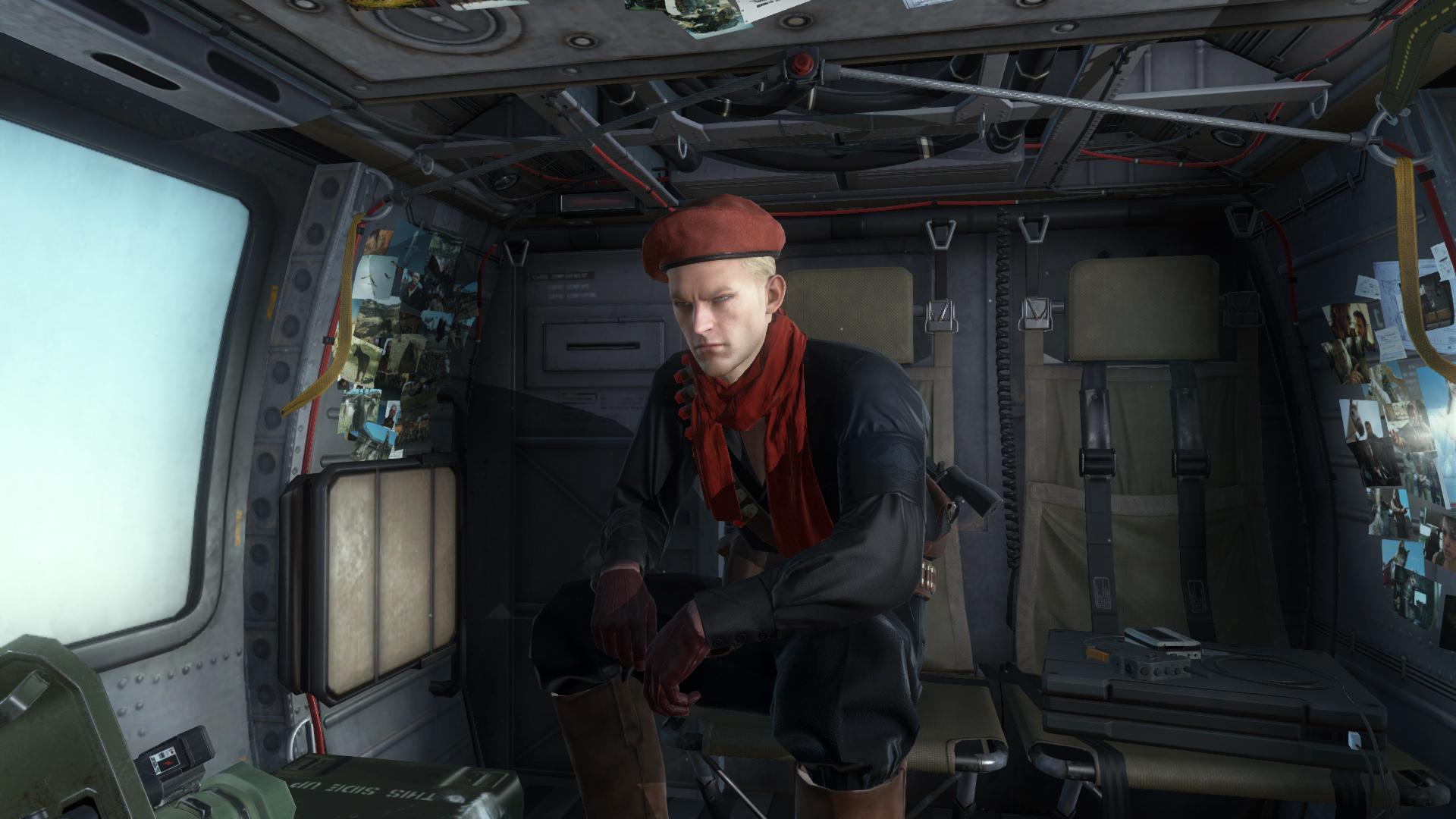 Оцелот из MGS3 - Metal Gear Solid 5: The Phantom Pain