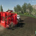 Farming Simulator 19 Уборка свеклы в игре Farming Simulator 19