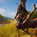 Assassin's Creed: Odyssey Приятного полета )