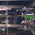 Fallout 4 Легендарное оружие(коллекция)