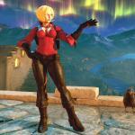 Street Fighter 5 Resident Evil Costume Pack