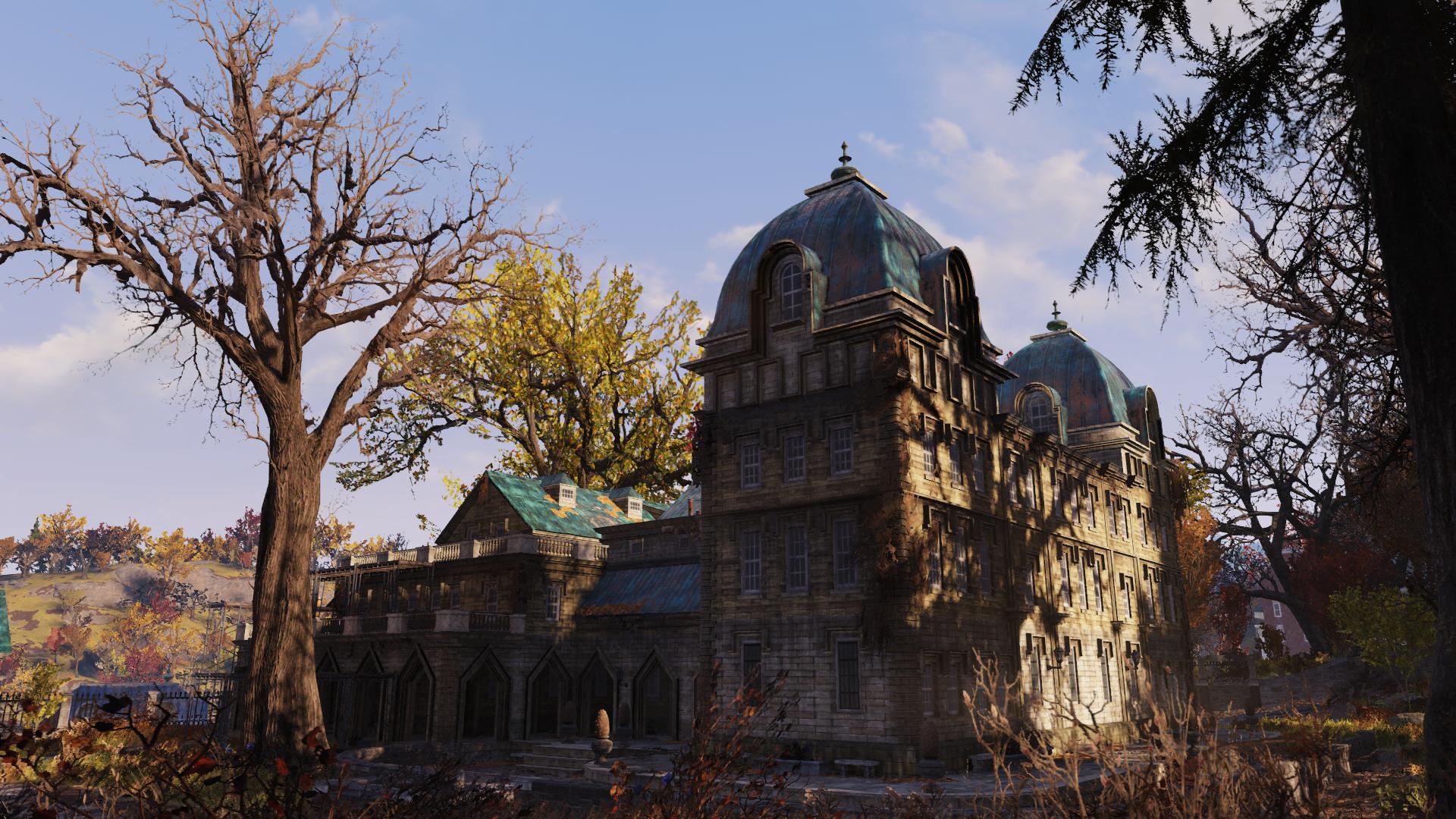 Поместье - Fallout 76