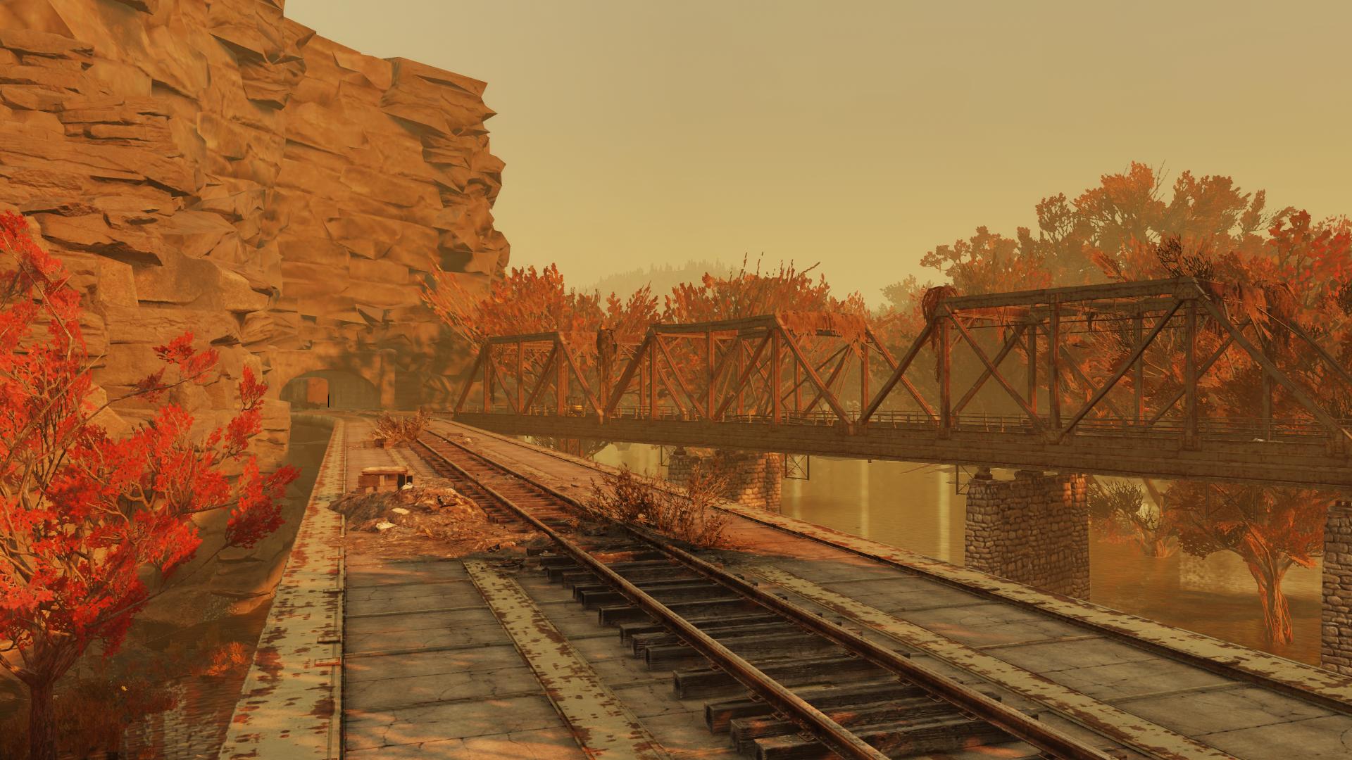 Мост - Fallout 76