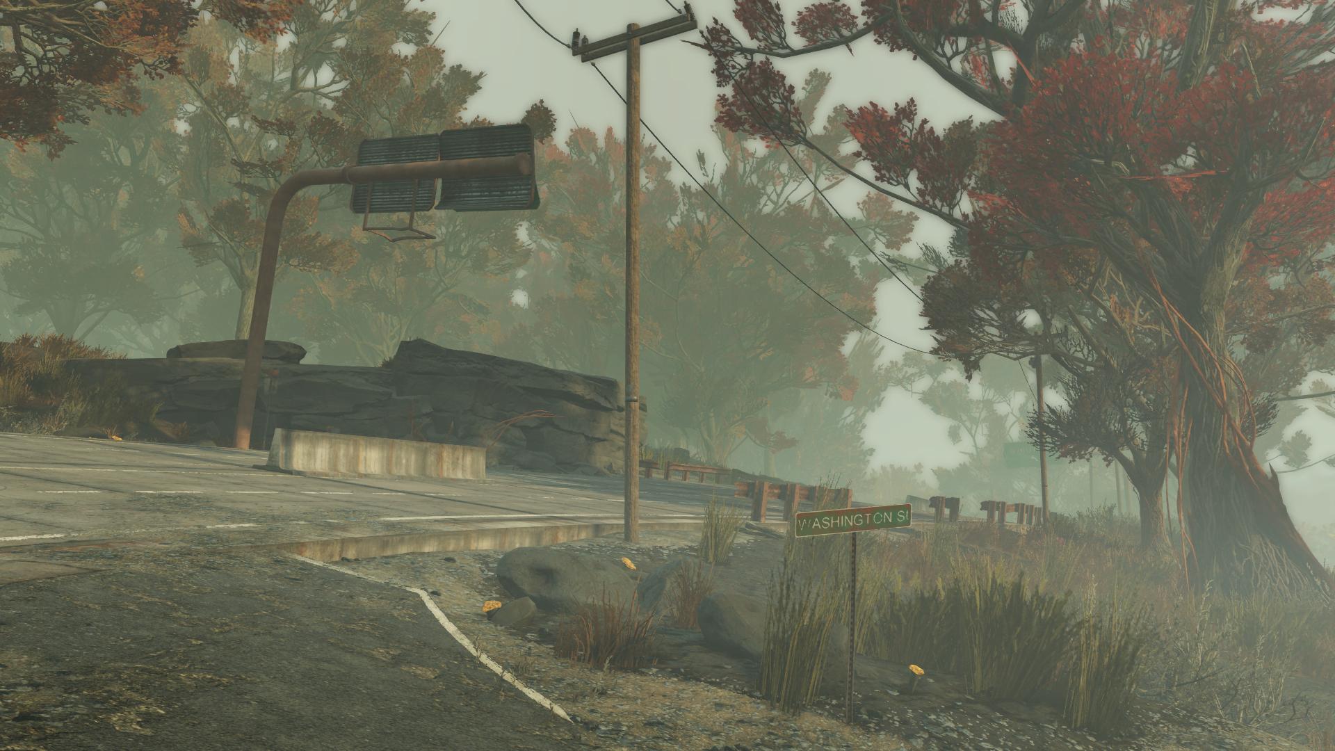 Дорога - Fallout 76