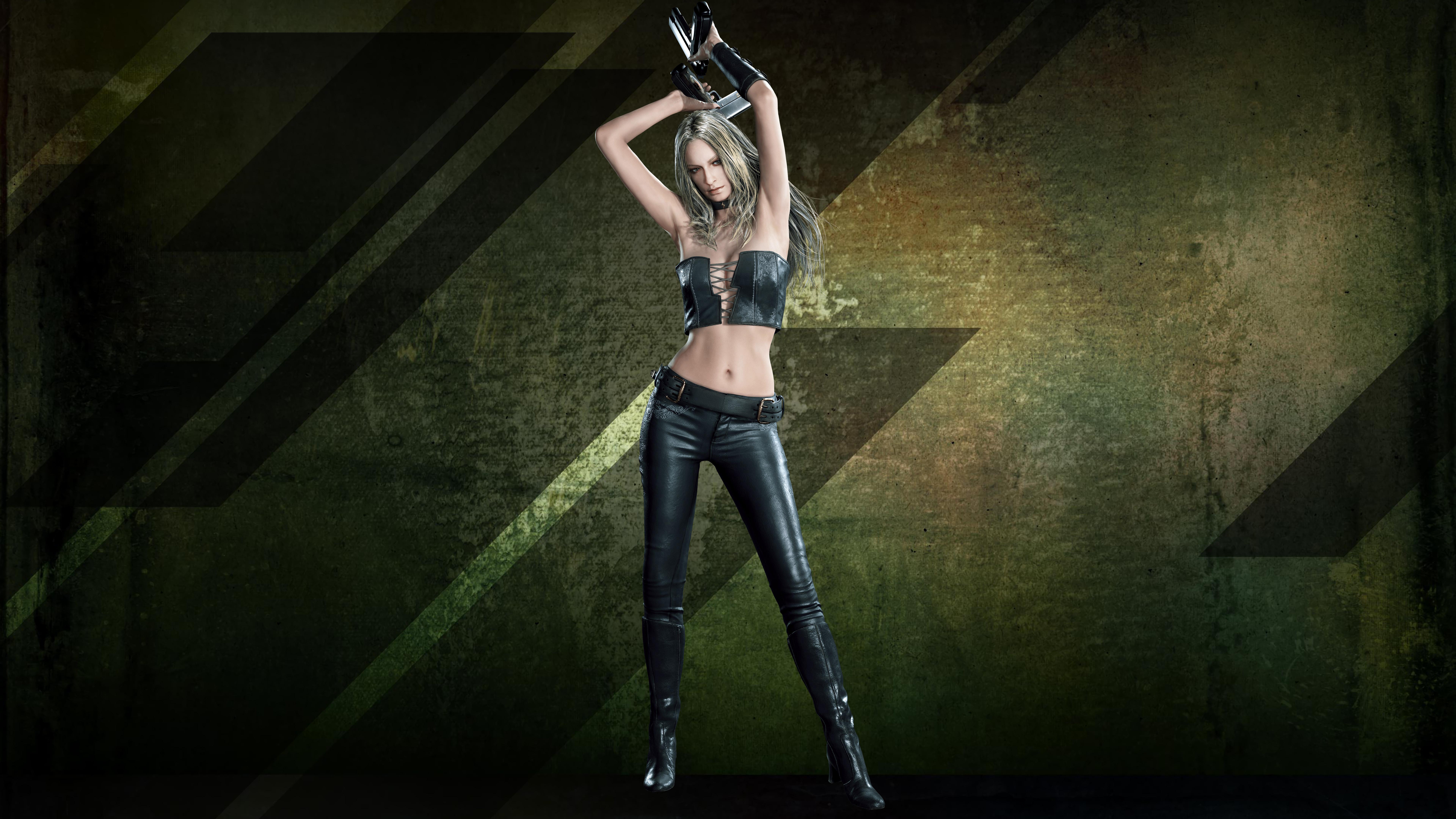 Триш - Devil May Cry 5 8K
