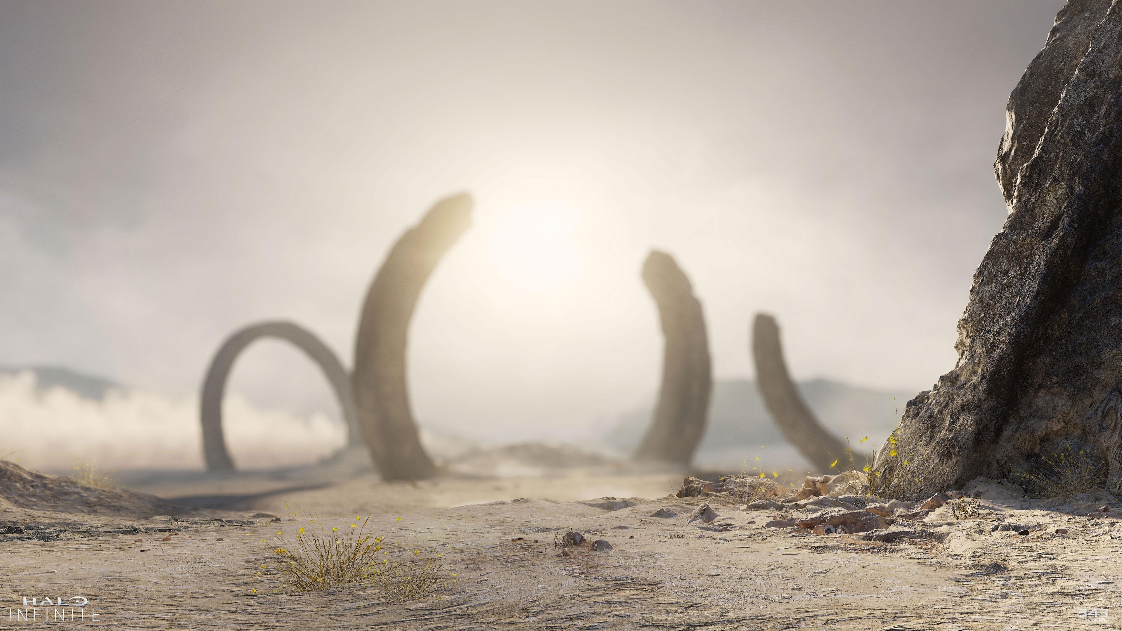Пейзаж - Halo Infinite 4K