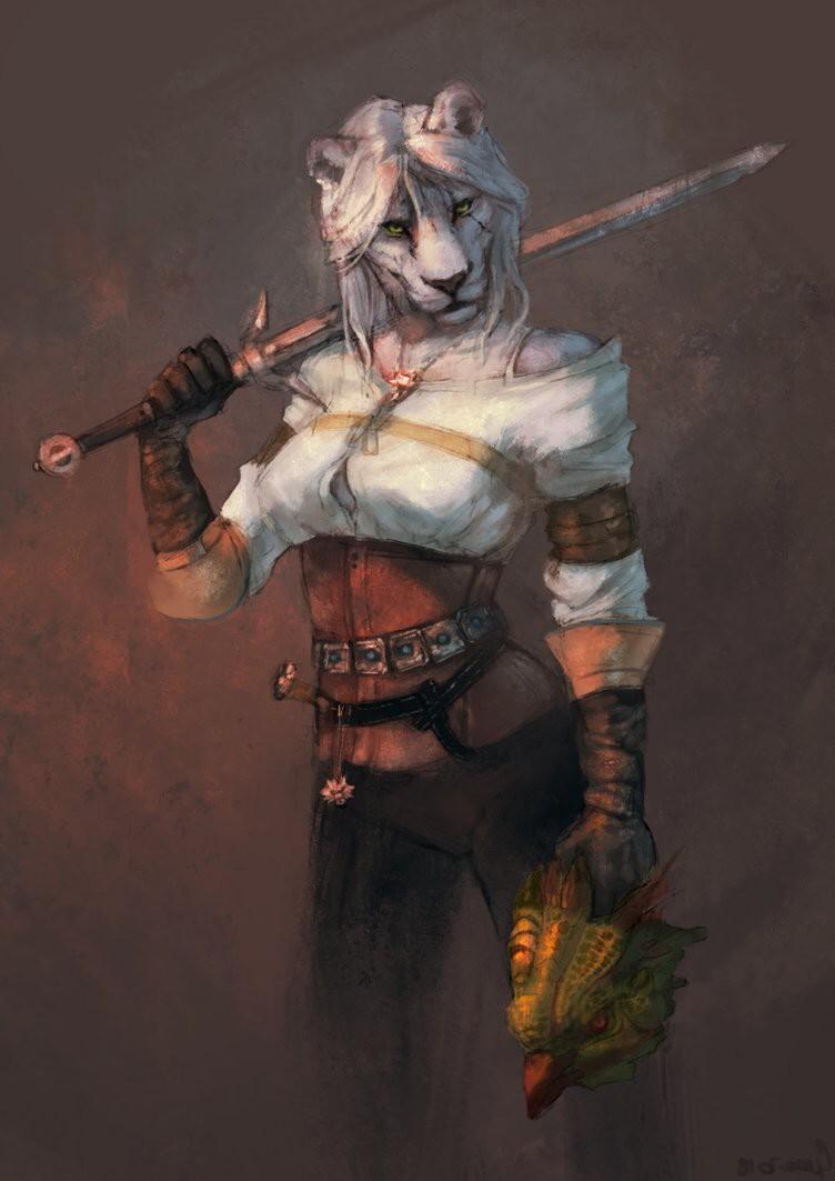 UBev3MXKeyw.jpg - Witcher 3: Wild Hunt, the Арт