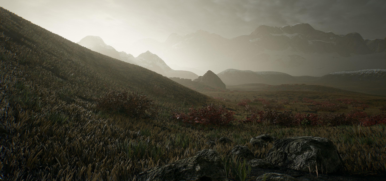 Горы - MechWarrior 5: Mercenaries