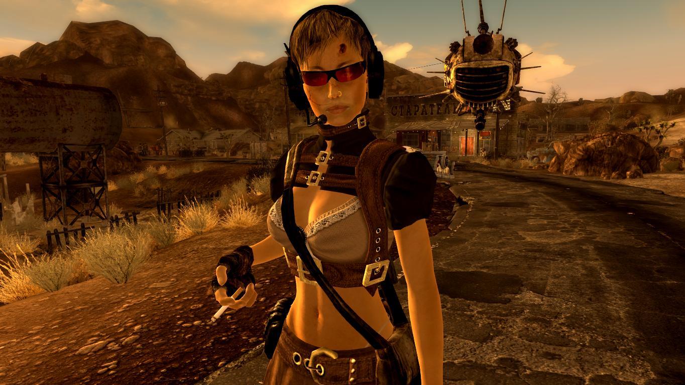 Возвращение на Пустошь Мохаве. - Fallout: New Vegas