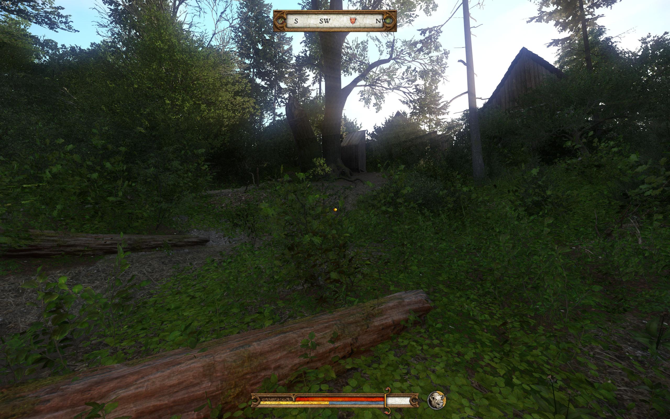 Максимальные настройки графики - Kingdom Come: Deliverance 2K