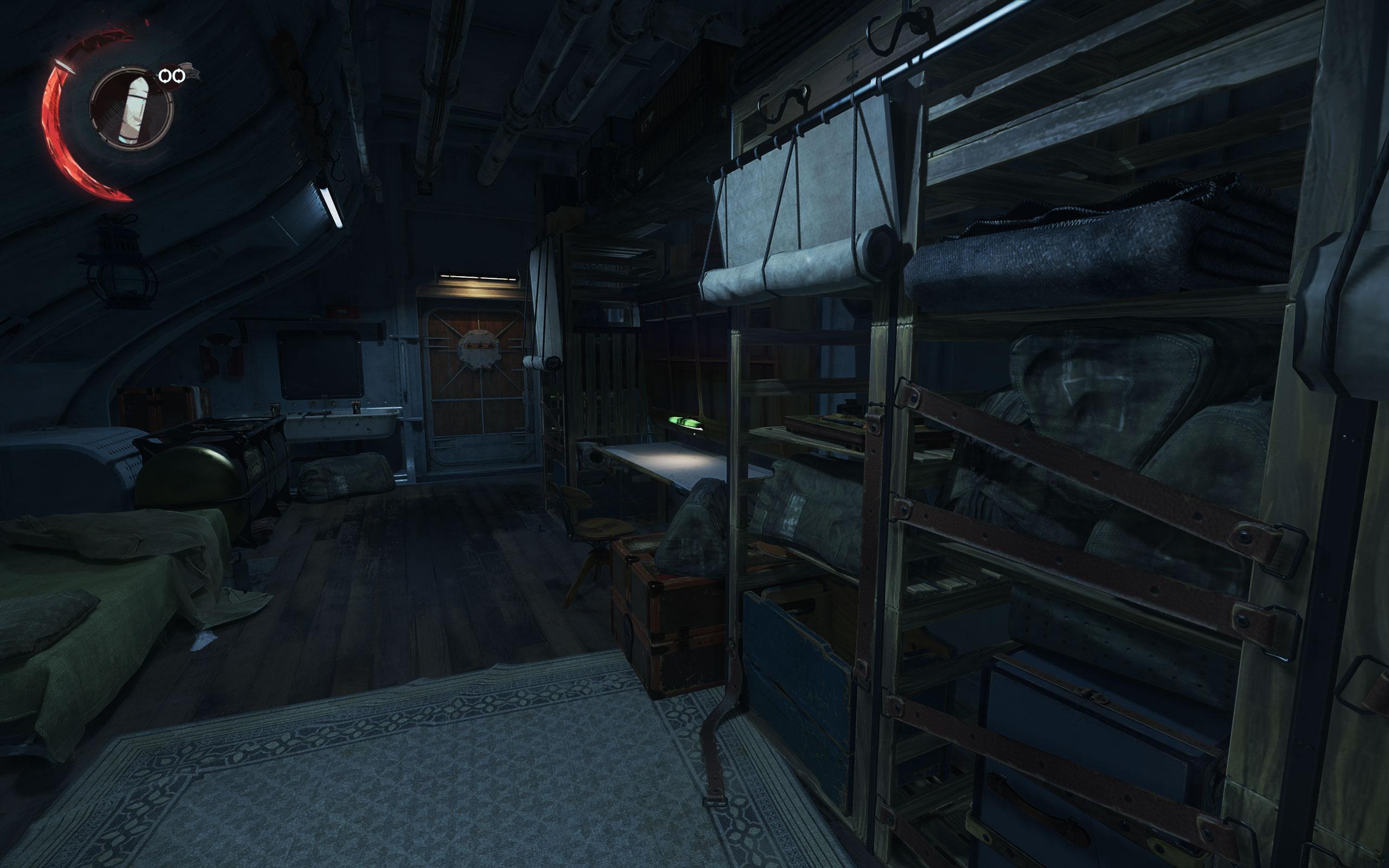 Максимальные настройки графики - Dishonored 2 2K
