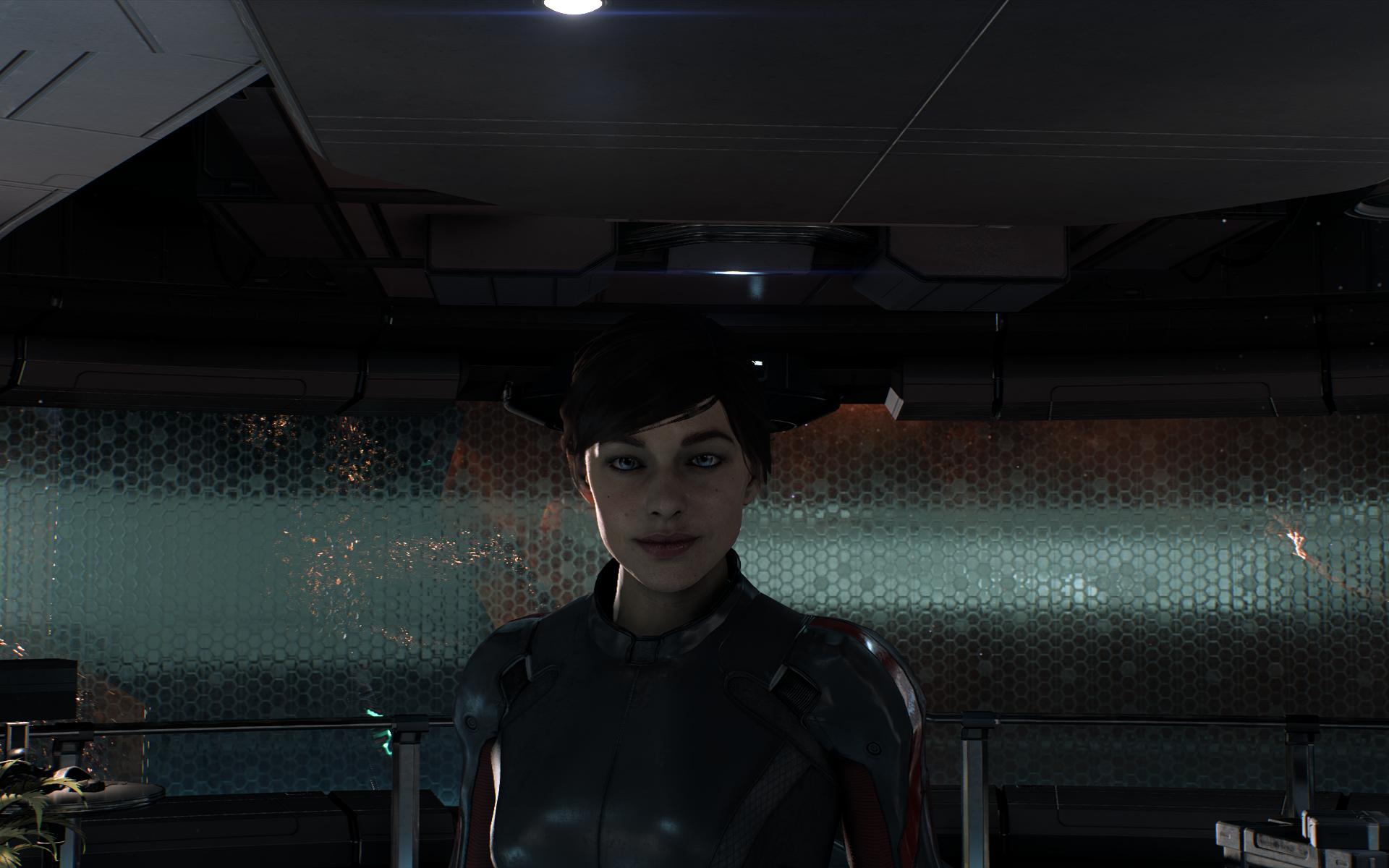 Отличный был полёт! :) - Mass Effect: Andromeda