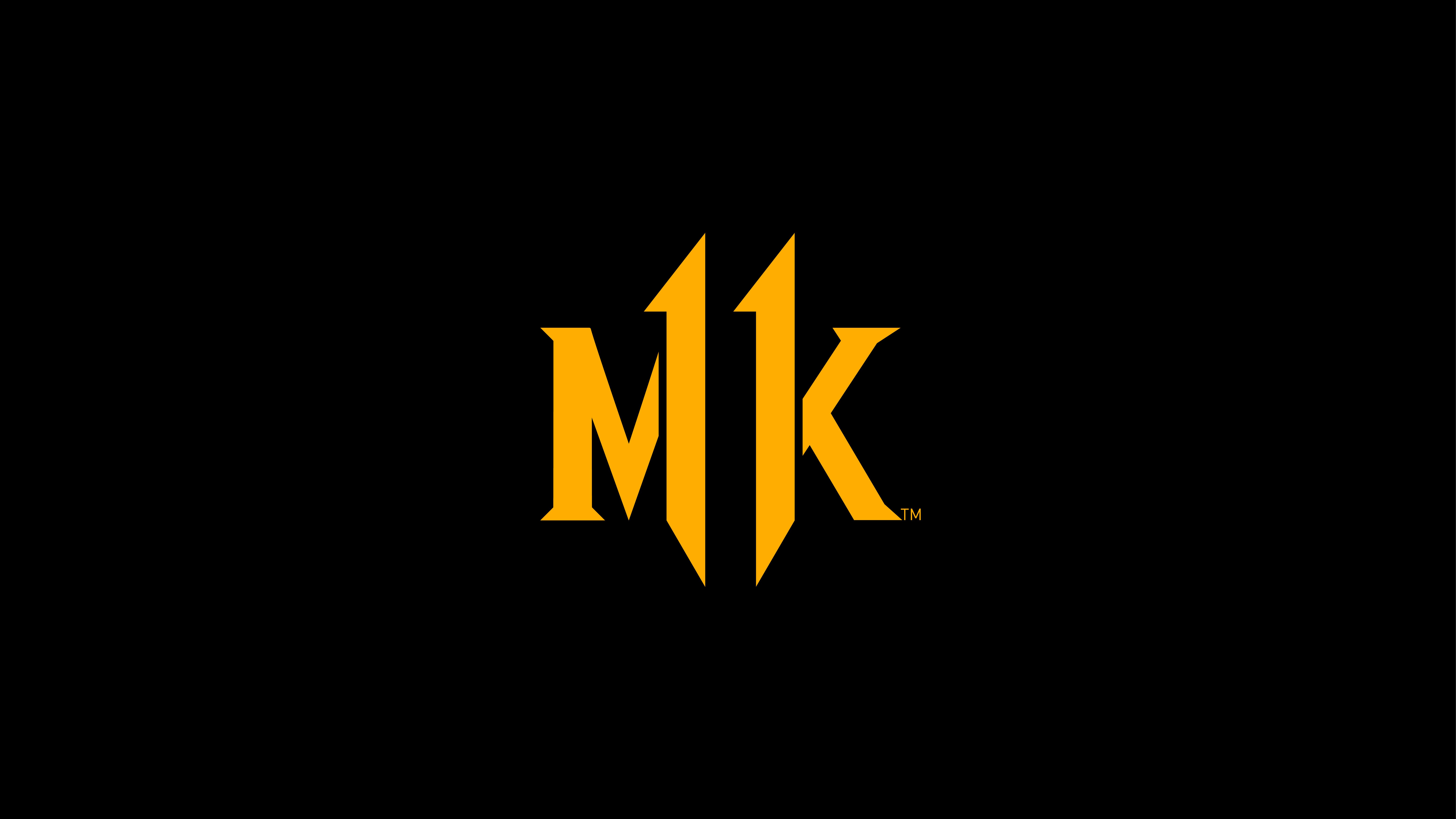 Логотип - Mortal Kombat 11 8K
