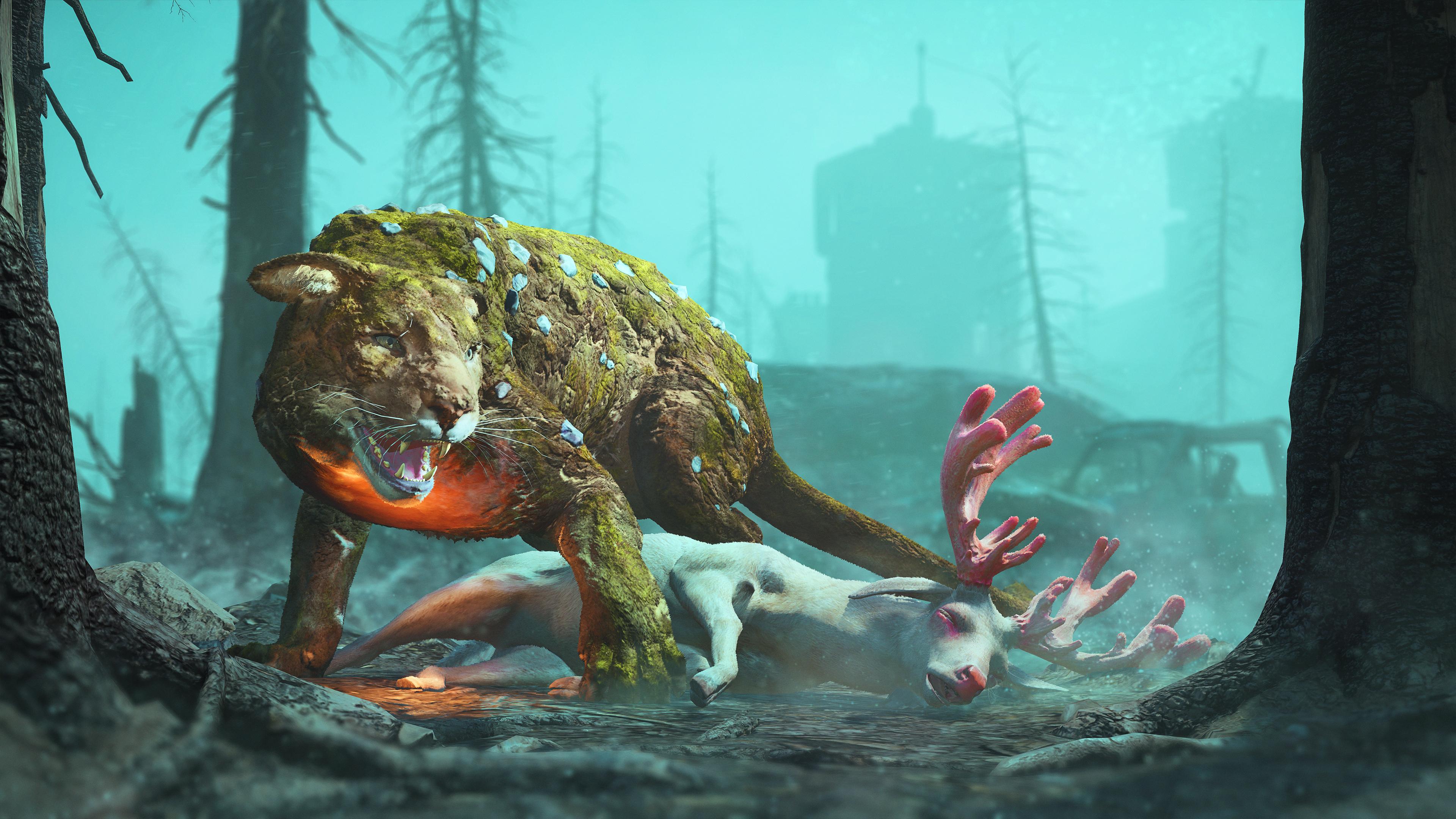 Пума - Far Cry: New Dawn 4K