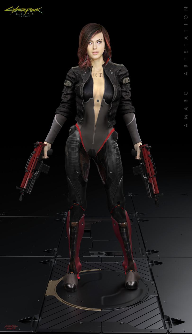 Cyberpunk-2077-Игры-3d-art-Adrian-Marc-4707216.jpeg - Cyberpunk 2077