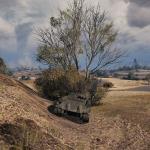 World of Tanks Танковые пейзажи