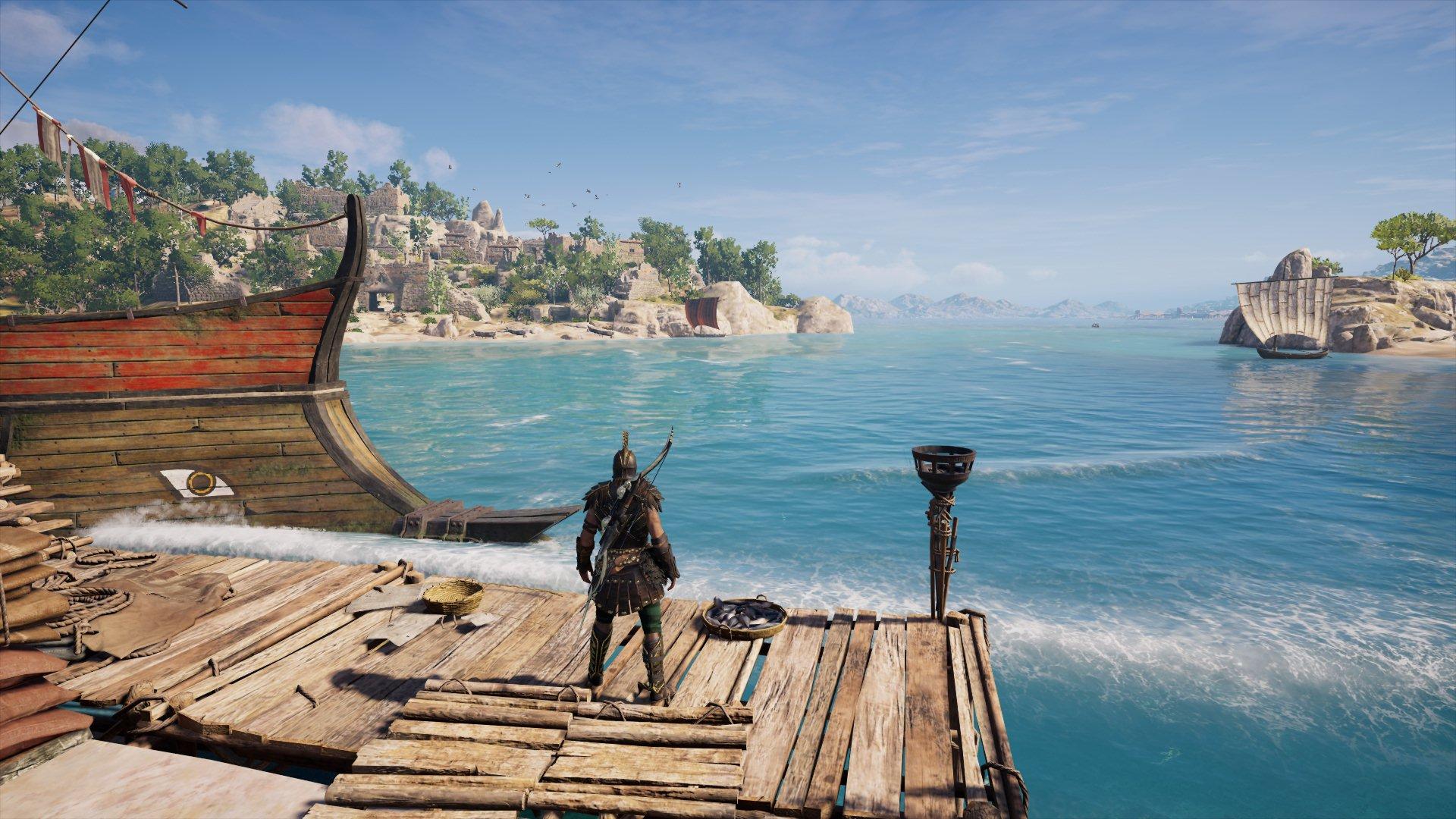 Мои скрины - Assassin's Creed: Odyssey обои